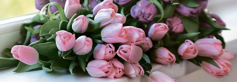 Цветочный этикет. Выбираем букет к 8 марта